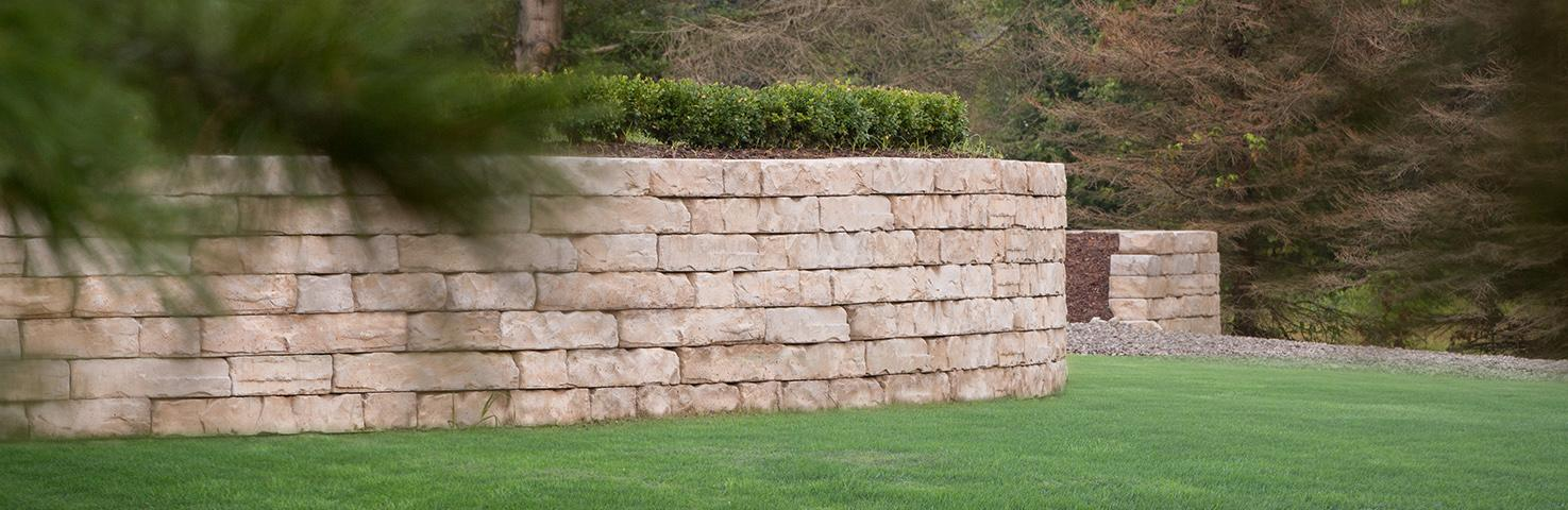 retaining walls in Danville, CA